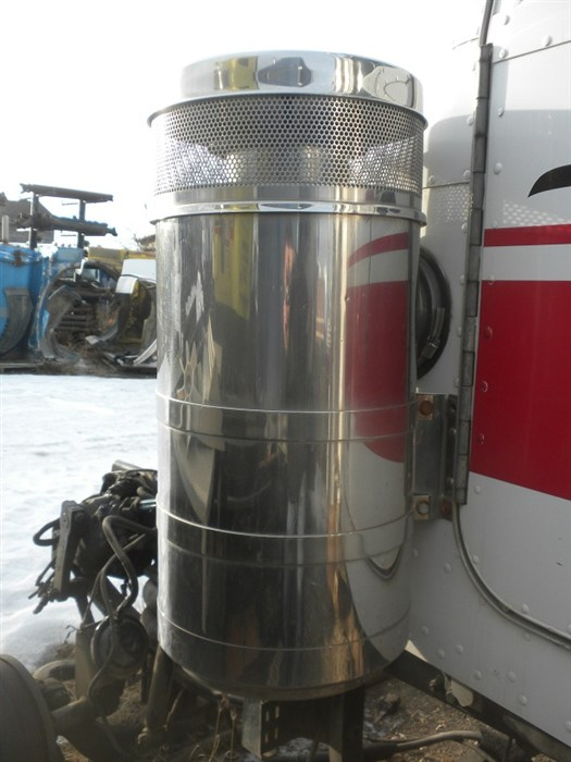 Semi Air Breather : ″ genuine peterbilt air cleaner red ram sales ltd