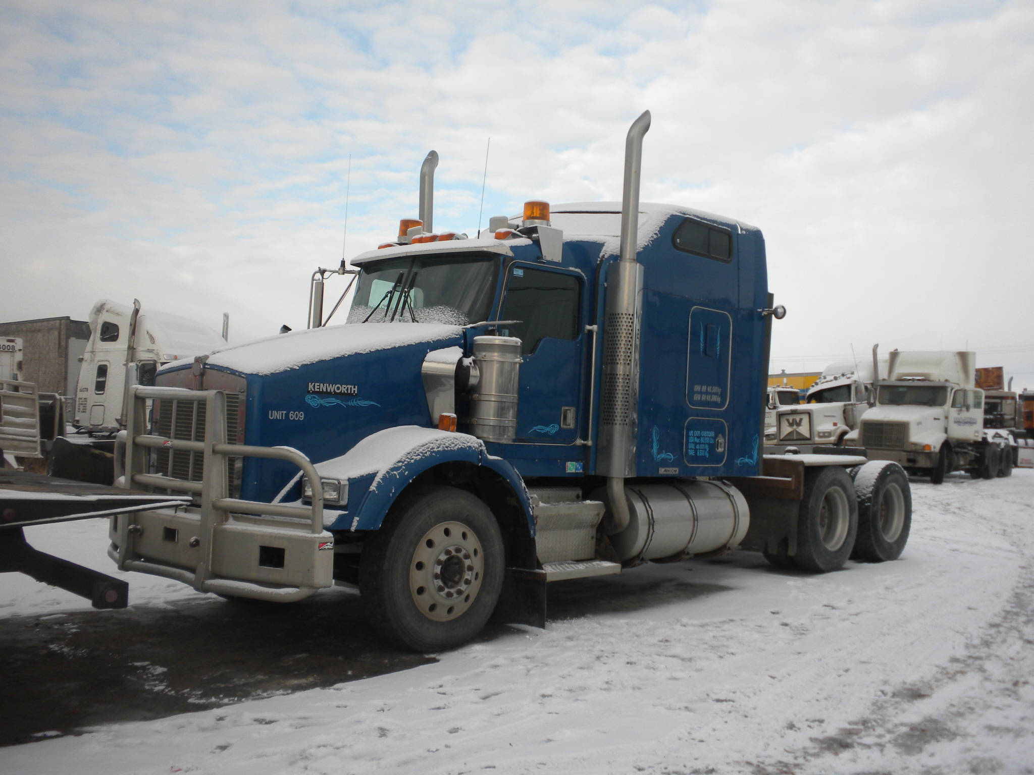 Semi Trucks For Sale Semi Trucks For Sale In Edmonton Alberta
