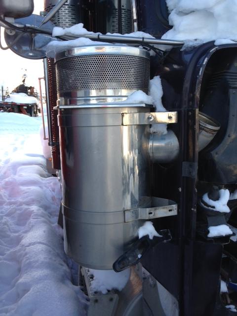 Freightliner Air Cleaners : Freightliner air cleaners new used red ram sales ltd