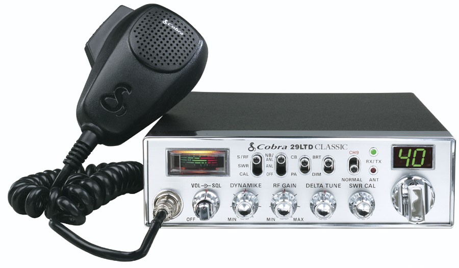 Cobra 29 Cb Radios on old trucker cb radios