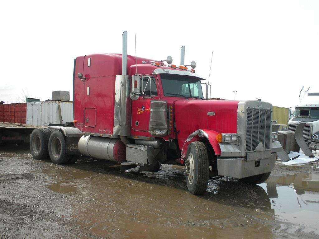 Used 1997 peterbilt 379 medium duty truck for sale in texas livingston