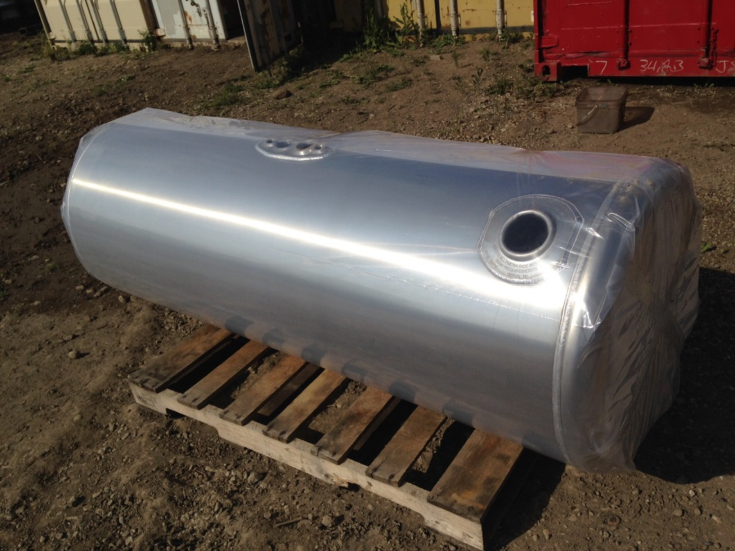 New aftermarket peterbilt tanks red ram sales ltd edmonton alberta canada