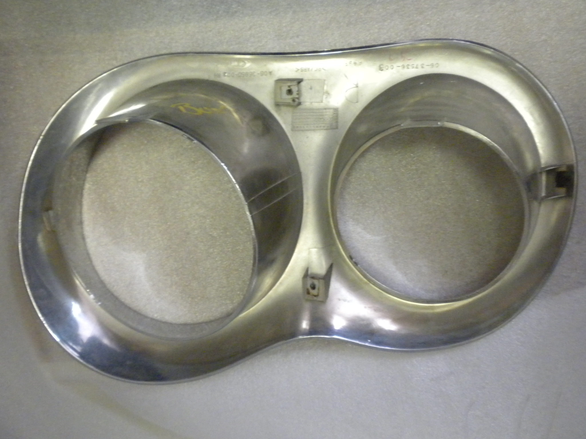 Freightliner Coronado For Sale >> Old Style Freightliner Coronado Headlight Bezels | Red Ram ...