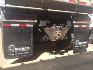 New Mudflaps Red Ram Sales Ltd Edmonton Alberta Canada