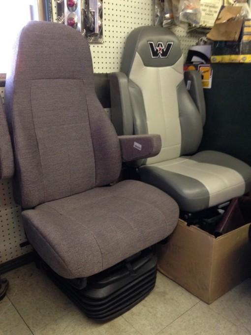 Air Ride Seats | Red Ram Sales Ltd  Edmonton, Alberta, Canada