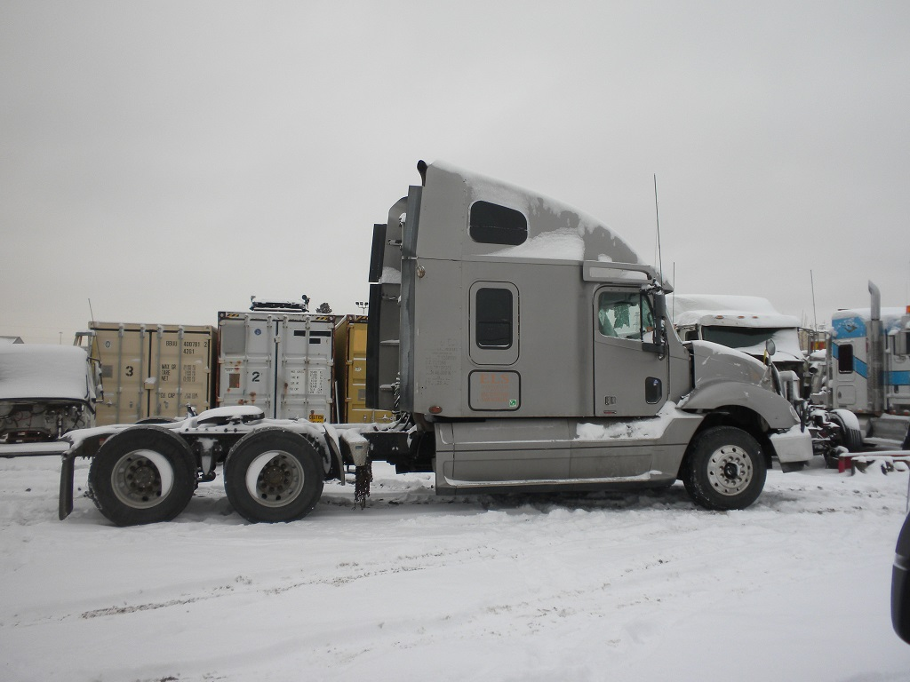 2007 Freightliner Columbia Red Ram Sales Ltd Edmonton
