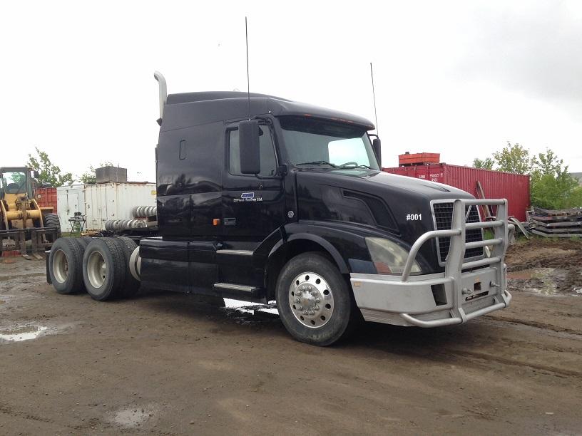 Volvo Trucks Canada >> 2007 Volvo Vnl Red Ram Sales Ltd Edmonton Alberta Canada