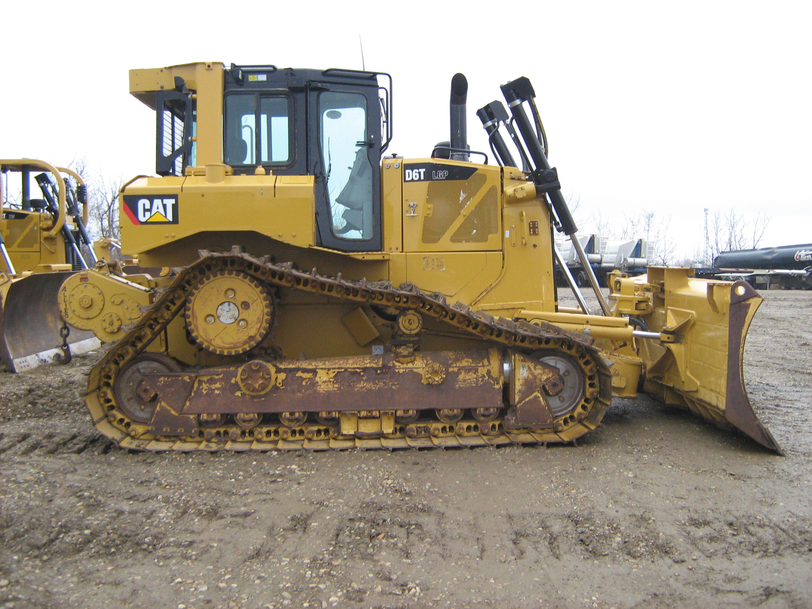 2012 Caterpillar D6T LGP | Red Ram Sales Ltd  Edmonton