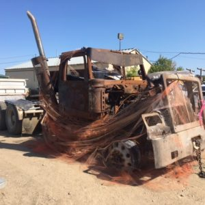 Currently Wrecking - Western Star