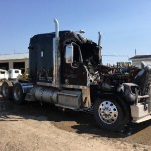 Currently Wrecking - Freightliner