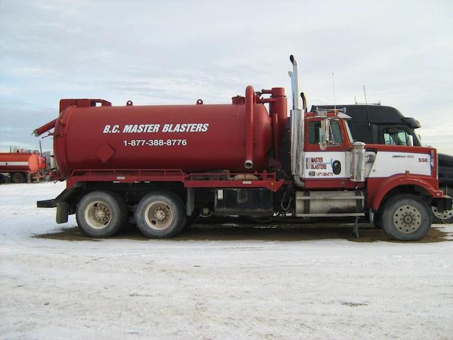 1995 Western Star 4900 Vacuum Truck Red Ram Sales Ltd