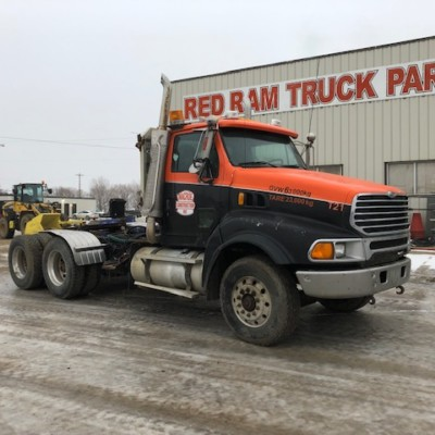 Currently Wrecking - Sterling/Ford | Red Ram Sales Ltd