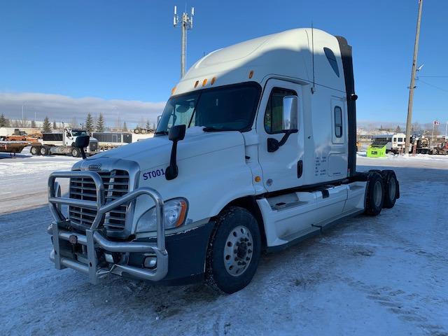 2013 Freightliner Cascadia   Red Ram Sales Ltd  Edmonton