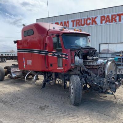 2006 Mack CV713   Red Ram Sales Ltd  Edmonton, Alberta, Canada